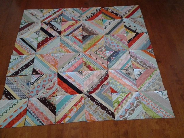 All squares finished